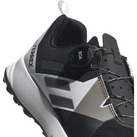 adidas TERREX Two Boa Zapatillas Trail Running Hombre, core black/grey four/ftwr white